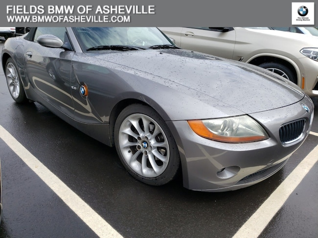 2003 BMW Z4 Roadster 2.5i Convertible