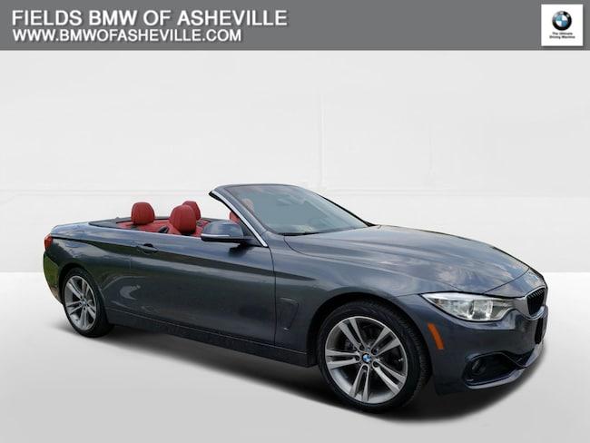 2017 BMW 430i xDrive Convertible
