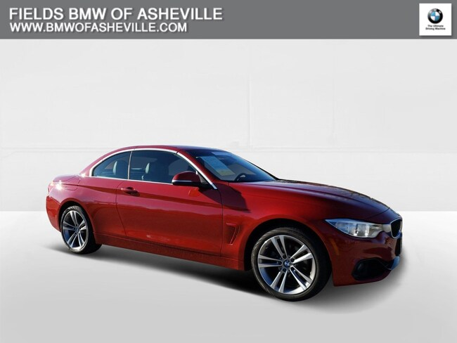 2016 BMW 428i xDrive Convertible Convertible