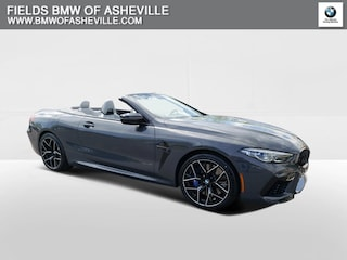 2020 BMW M8 Competition Convertible Convertible