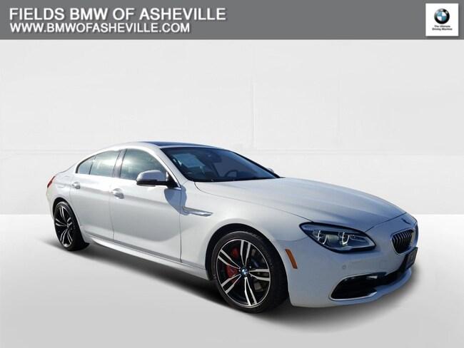 2016 BMW 640i Gran Coupe