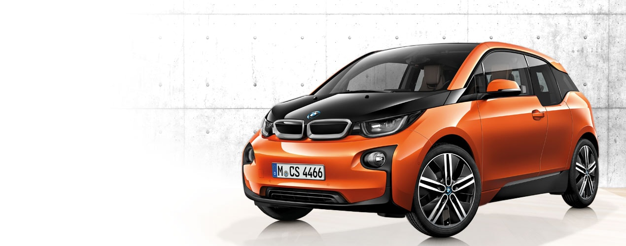 Bmw Of Asheville Now Taking Orders For The Bmw I3