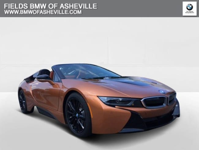 New Bmw I8 Roadster For Sale Near Asheville Nc Kvb83047
