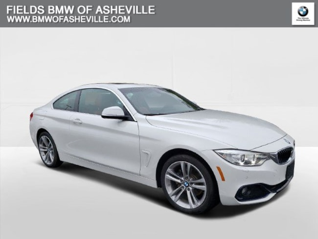 2017 BMW 430i xDrive Coupe Coupe