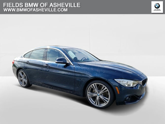2016 BMW 428i Gran Coupe Gran Coupe