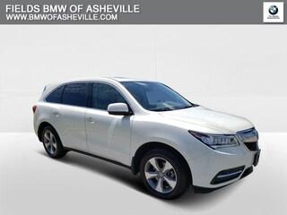 2014 Acura MDX BASE SUV