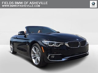 2019 BMW 430i xDrive Convertible Convertible