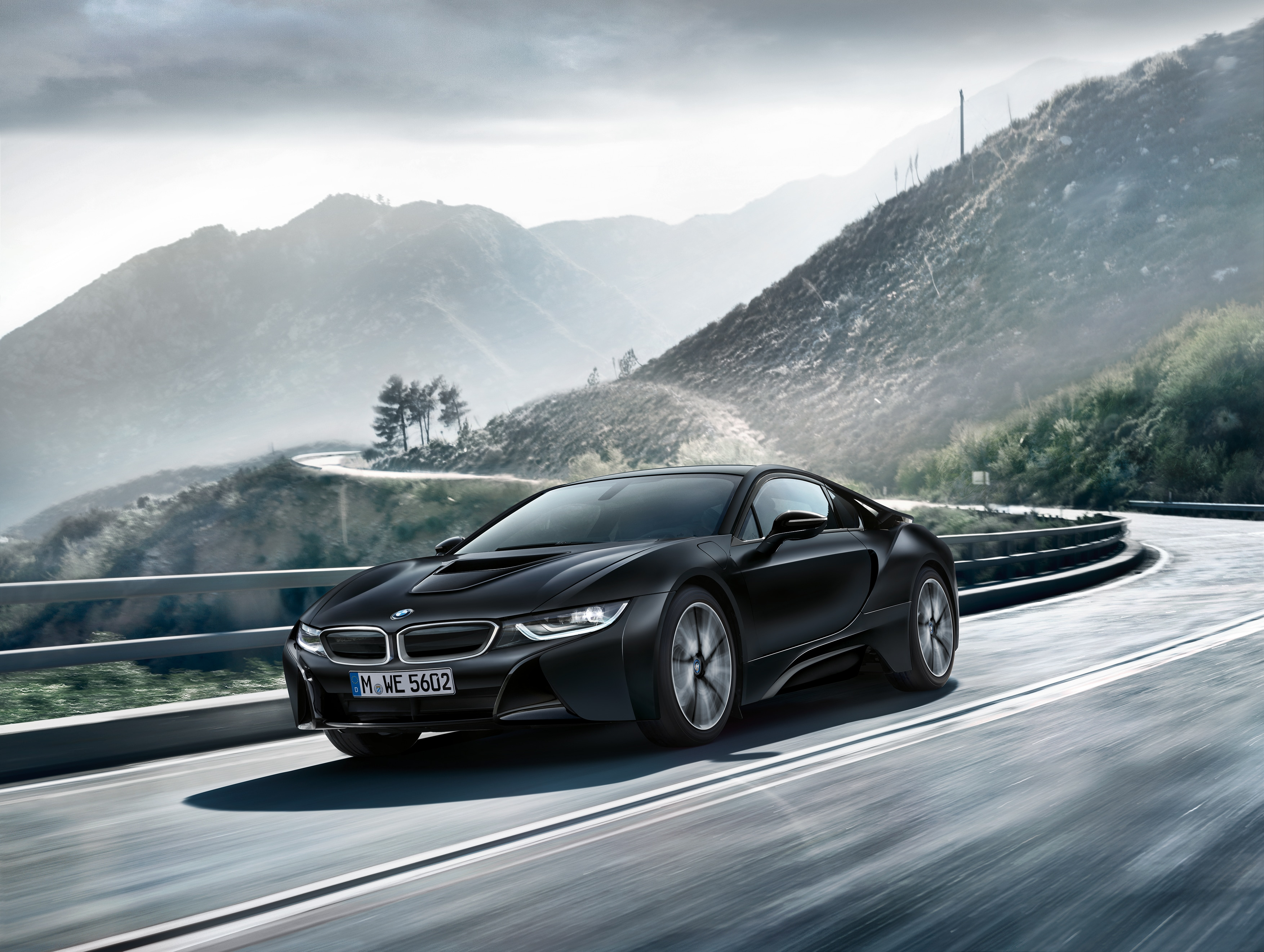 Bmw Of Asheville Refreshed 2017 Bmw I8 To Have A 420 Hp Engine
