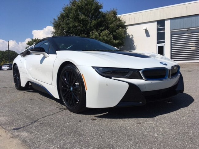 New Bmw I8 Roadster For Sale Near Asheville Nc Kvg97770