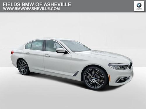 2017 BMW 540i Sedan