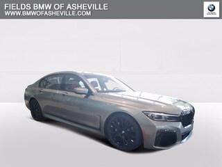 2021 BMW M760i xDrive Sedan