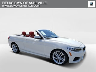 Used 2015 BMW 228i Convertible Convertible in Houston