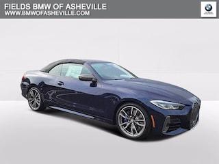 2021 BMW M440i Convertible Convertible