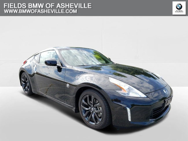 2017 Nissan 370Z Touring Coupe