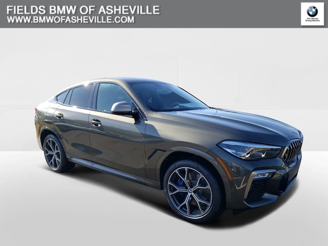 2020 BMW X6 M50i xDrive Sports Activity Coupe