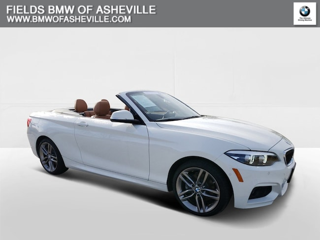 2018 BMW 230i xDrive Convertible Convertible
