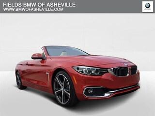 2019 BMW 430i Convertible Convertible