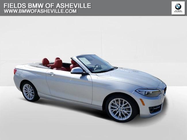 2016 BMW 228i Convertible Convertible