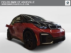 2018 BMW i3 with Range Extender Sport Sedan
