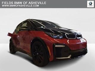 2018 BMW i3 with Range Extender Sport Sedan