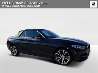 Used 2016 BMW 228i xDrive Convertible Convertible