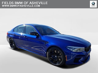 2019 BMW M5 Competition Sedan in [Company City]