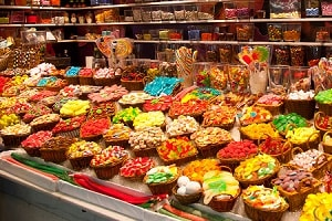 Sweets Shop in AC
