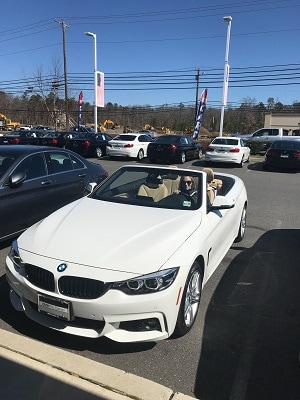 BMW Purchase at BMW of AC