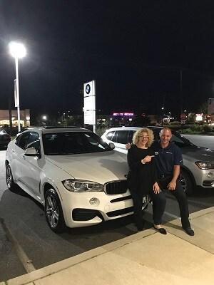 New BMW X6 Customer