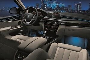 2018 BMW X5 Interior Technology & Luxury