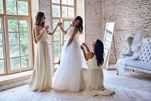 Gorgeous Wedding Dresses and Accessories in Atlantic City