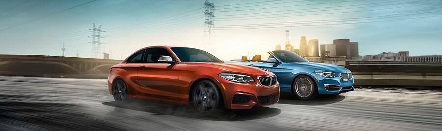 2018 BMW 230i Banner