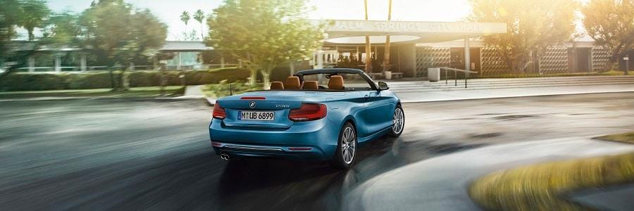 2018 BMW 2 Series in Seaside Blue Metallic