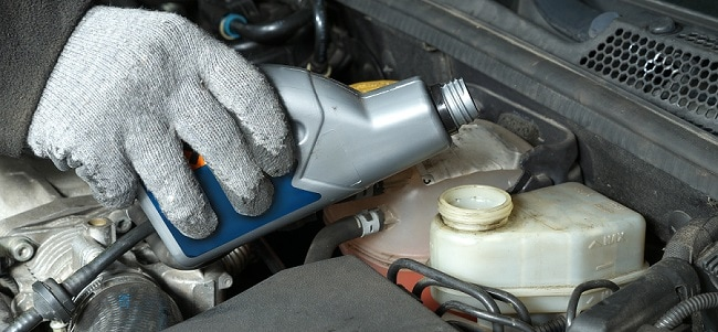 Adding Brake Fluid