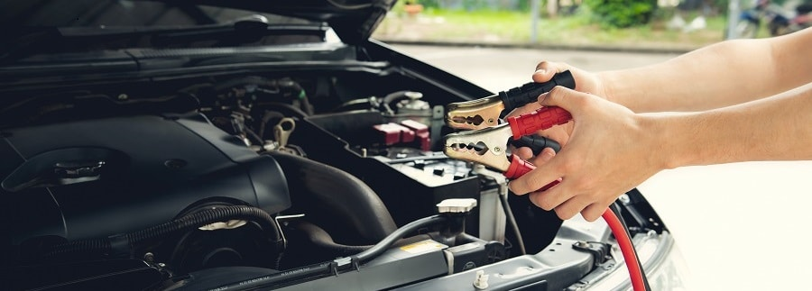 Jump Starting Your Car's Battery