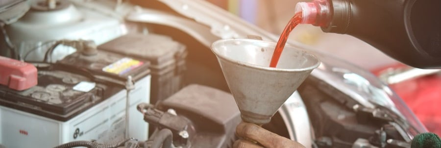Checking Your Transmission Fluid