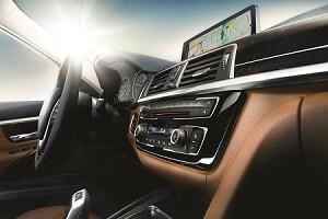 BMW 328d Dashboard