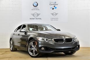 2016 BMW 428i xDrive-Gran Coupe-Certifié 5 ans Km illimité* Gran Coupe