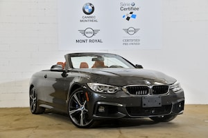 2016 BMW 435i xDrive-Convertible-169$ Hebdomadaire-