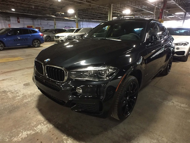 New New 2019 Bmw X6 For Sale Montreal Qc V 5uxku2c56k0z63535 S