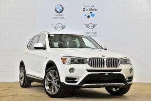 2015 BMW x3d xDrive-Diesel-83$ Hebdomadaire 0$ Comptant **- AWD  xDrive2