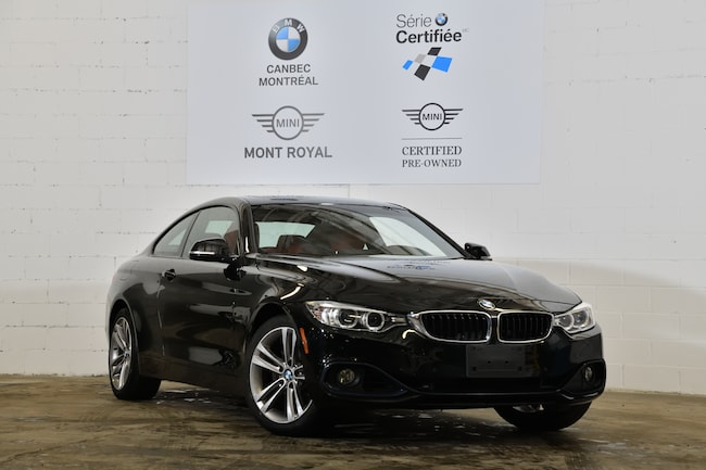 2016 BMW 428i xDrive Série Certifié, Gar. ans Km Illimité*- Coupé