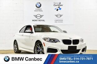 2017 BMW 2 Series M240i xDrive-Serie Certifié-Gar.5 ans Km Il Coupe