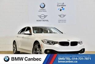 2016 BMW 428i xDriveGran Coupe Bas Km - M Sport-Performance Package- Gran Coupe
