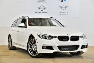2016 BMW 328i xDrive-Touring-Certifié/Gar. 5 Ans Km illimité* Wagon