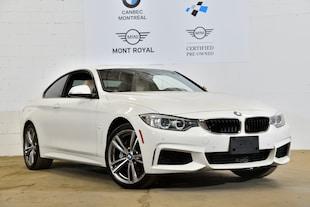 2015 BMW 435i xDrive-98$ Hebdomadaire-6 Vit. Man. Coupe