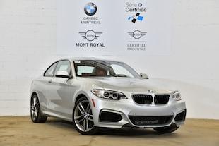 2015 BMW 228i xDrive-85$ par semaine * Coupe