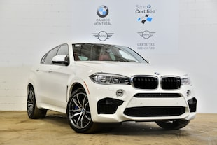 2015 BMW X6 M xDrive-BANG AND OLUFSEN SOUND SYSTEM-DVD- AWD