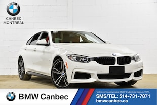 2016 BMW 435i 435i xDrive - 51 731 kms- M Performance Package- Gran Coupe