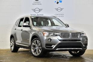 2015 BMW X3 xDrive-176.89$ / 2 Sem**-Gar 5 Ans** SAV